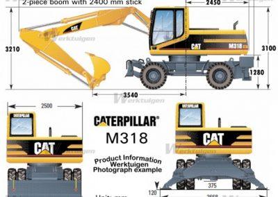 Caterpillar-m318